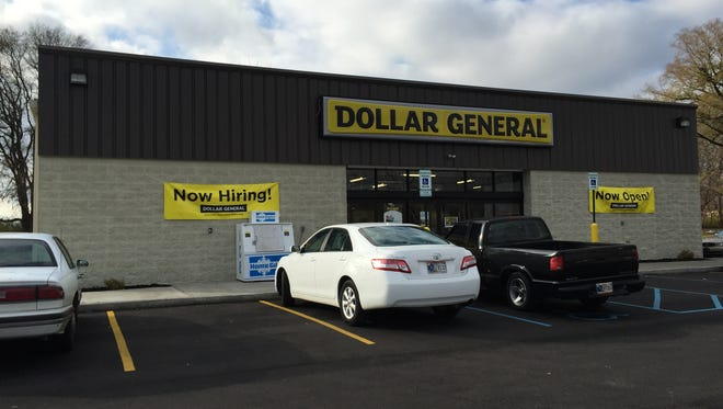 The new Dollar General store at 712 N.W. Fifth St. had its grand opening Nov. 7.