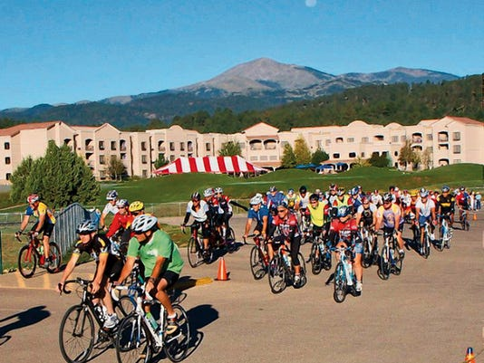 The ninth annual Tour De Ruidoso is set to begin at X a.m. at the Spencer Theater Saturday.