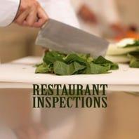 Richland Public Health: Restaurant Inspections, July 16-19