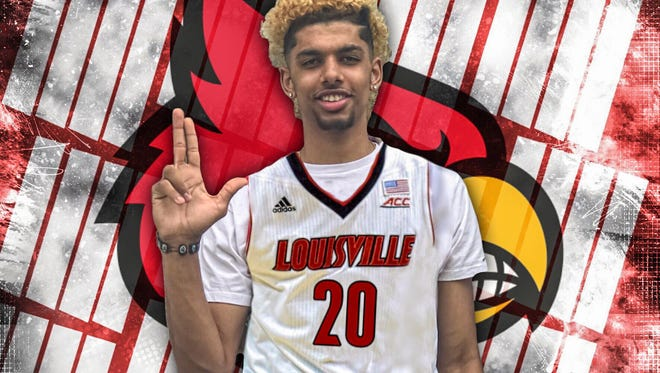 Saginaw's Brian Bowen surprised many by committing to Louisville.