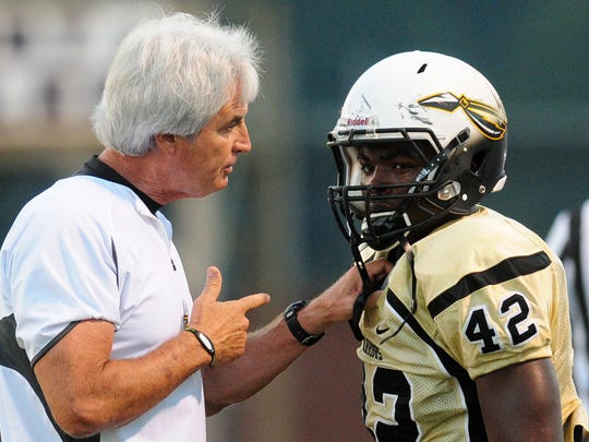 Nevil Barr, who will be inducted into the Mississippi Association of Coaches Hall of Fame in June, served as head coach at Oak Grove, Petal and Sumrall.