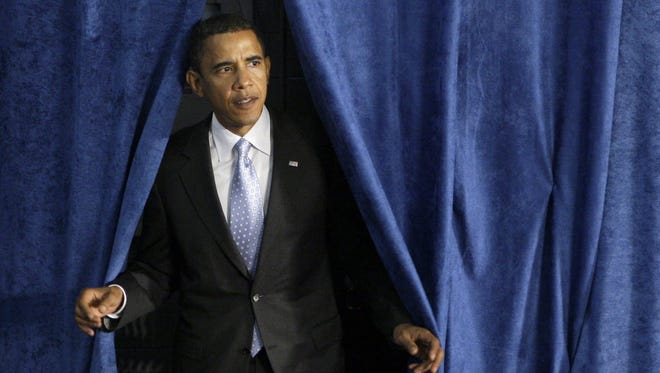 In 2008, Barack Obama was the first sitting senator elected president since John F. Kennedy in 1960.