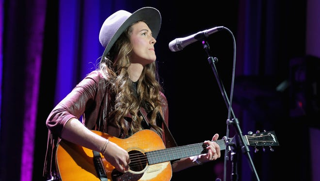 Singer-songwriter Brandi Carlile performs during the 63rd Annual BMI Pop Awards on May 5 in Beverly Hills, California.