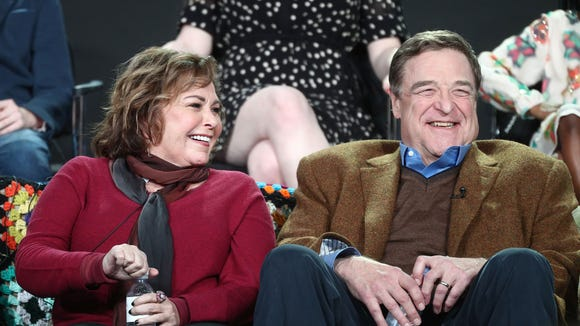 The 'Roseanne' reboot returns to ABC on March 27.