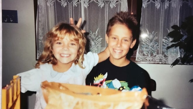 Alicia Orr and her brother Brandon grew up in Delta in the '90s, riding bikes and playing like all kids. As adults, his addiction to heroin forced her to set boundaries, even keeping him away from her children when he was using.
