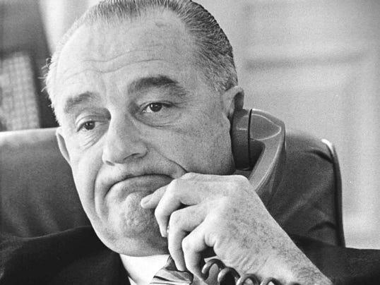 1964 President Johnson_001