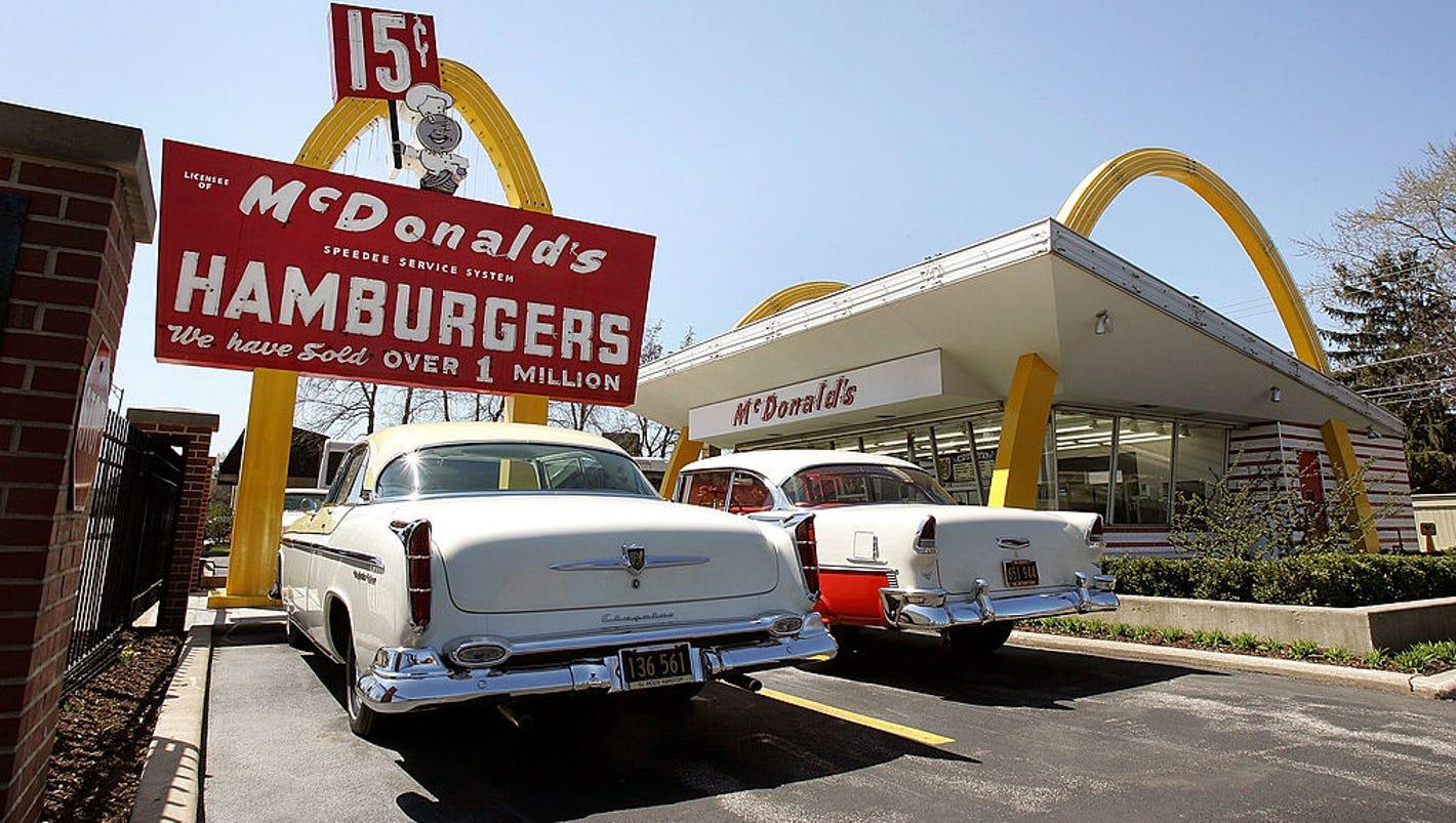Mcdonald S A Fast Food History