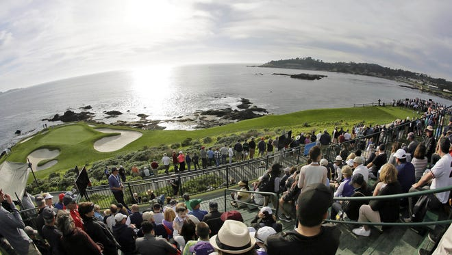Prestigious Pebble Beach will host its first U.S. Women?s Open in 2023 and the U.S. Open in 2027. The USGA made the announcement on Tuesday.