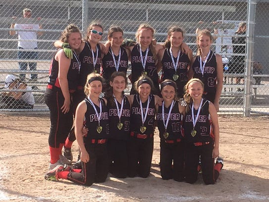 The Plover 12U team earned a walk-off win over Point