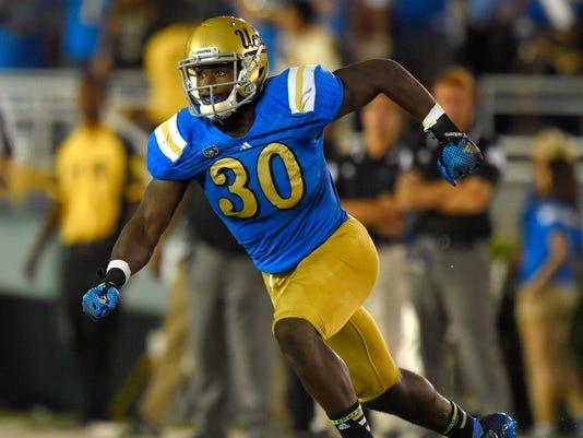 UCLA Jacks Back Football