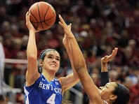 Louisville and Kentucky women's teams meet in battle of the undefeated