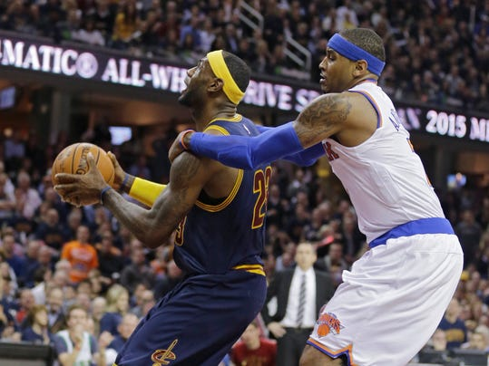 1031 BKN-Cavaliers-Knicks