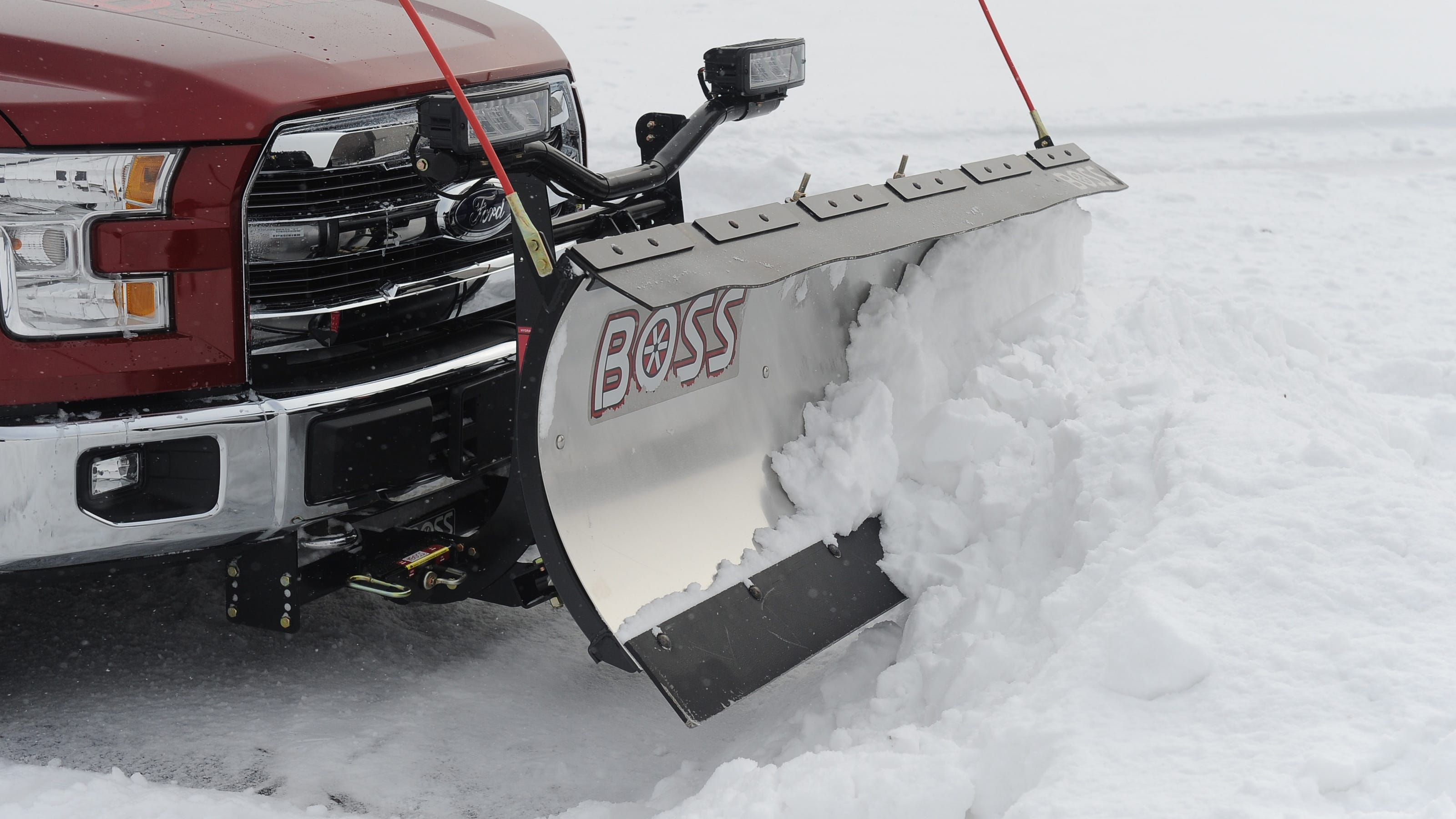 Ford F 150 Arms Winter Warriors With Plow Option