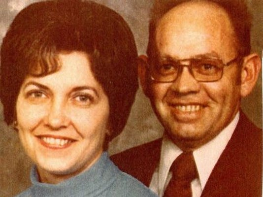 Anniversaries: Harold Reed & Patricia (Grier) Reed