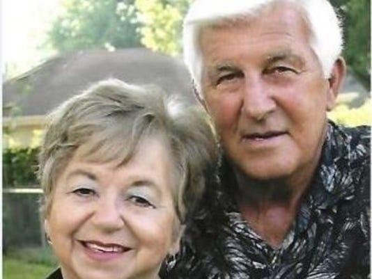 Anniversaries: Ila Mullings & Jim Mullings