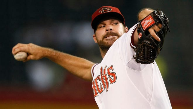 Can Josh Collmenter lead the D-Backs to a series-opening win against the Rockies?
