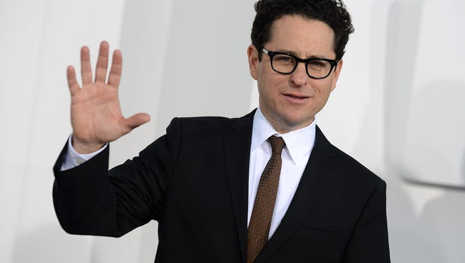 J.J. Abrams is directing the next 'Star Wars' film.