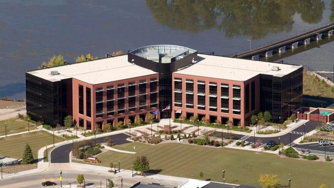 Plexus Global Headquarters in Neenah.
