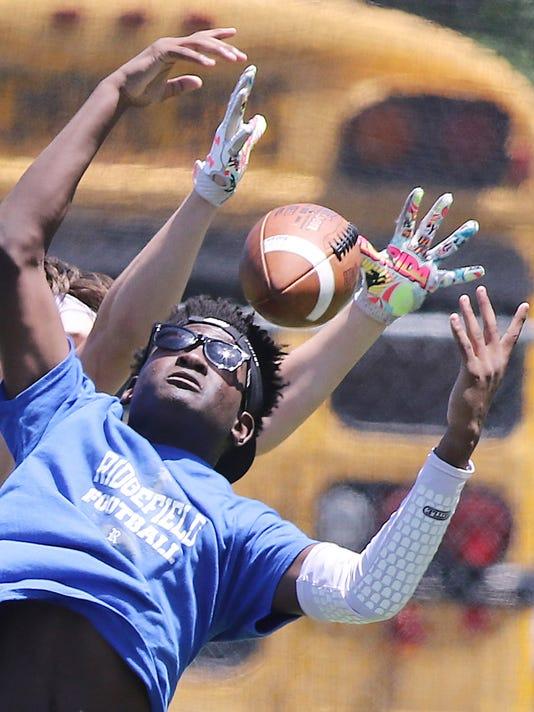 Seven on Seven High School Tournament --