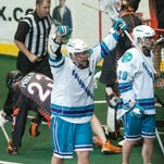 Knighthawks advance to NLL championship series