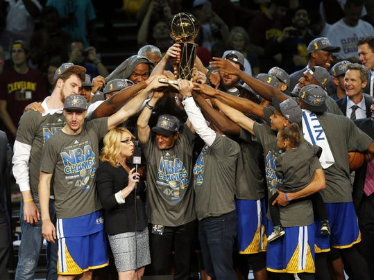 NBA Finals Warriors C_Mend