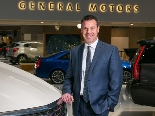 Scott Bell has been named vice president, GM Canada