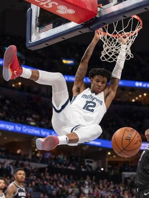If the NBA jumps straight into its postseason immediately following the current pause in the schedule, Rookie of the Year candidate Ja Morant and the Memphis Grizzlies would be the No. 8 seed in the West and would open the playoffs against the top-seeded Lakers.
