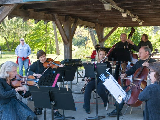 Music will be part of the fifth annual City Life event