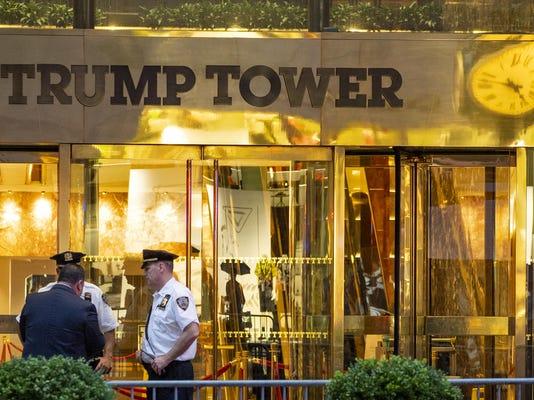 AP Explains Trump Tower Meeting