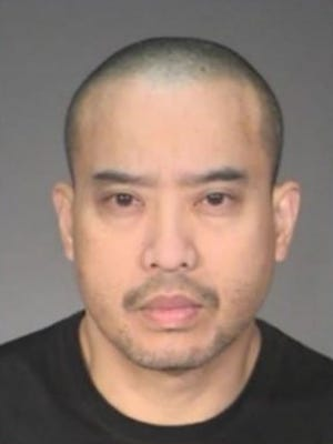 Lucifer Vincent Nguyen, 44, is wanted in connection of the death of a Minnesota woman Saturday, July 29, 2017. Nguyen had been in custody two weeks prior to the death of Beverly Cory, 47, but had been released on his own recognizance, according to court records.