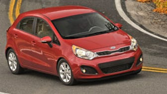 Kia Rio placed at the top of IIHS' list of cars with the highest rates of driver deaths