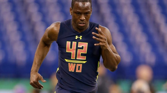 The secrets of the 40-yard dash, according to an Olympic sprinter-turned-NFL combine coach