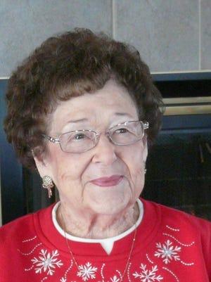 Maxine Conrad, 97