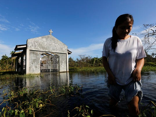 EPA PHILIPPINES TYPHOON HAGUPIT DIS METEOROLOGICAL DISASTER PHL SA