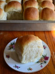 There's nothing like homemade rolls and this recipe