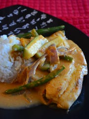 Tilapia is a good fish to keep frozen in your freezer