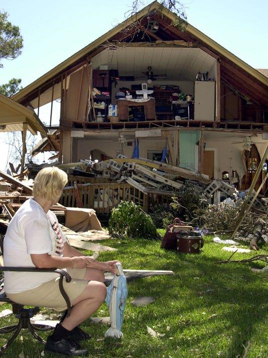 Hurricane Ivan Creary St.  3