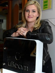 Meredith Perry, 27, founder of wireless charging company