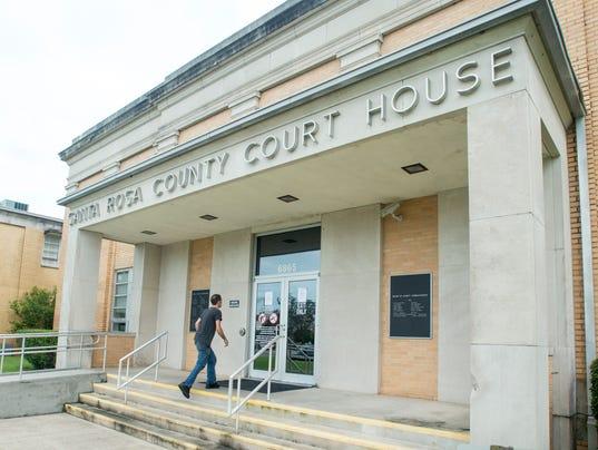 Santa Rosa Court House