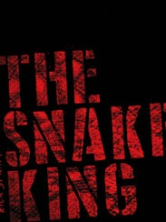 Cover of Rick Springfield's 2018 CD, The Snake King