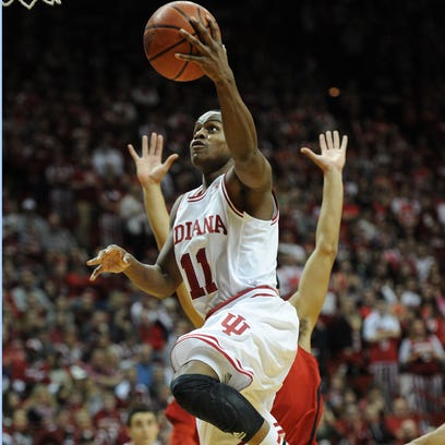 Yogi Ferrell (11) plans to stay for his final college season.