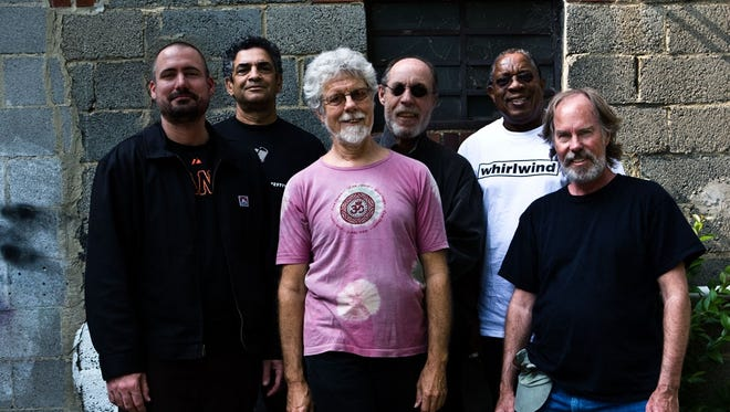 The band Little Feat in 2011