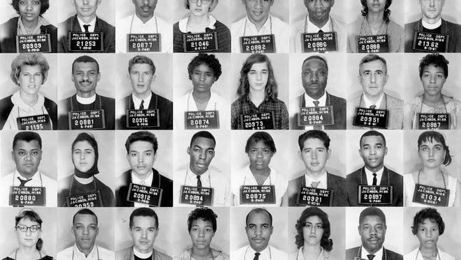 Black and white, young and old, they came into the Deep South to test the 1960 Supreme Court ruling outlawing segregation in interstate transportation facilities. Fifty years ago, this week, the Freedom Riders began arriving in Jackson, Mississippi after enduring beatings and the firebombing of a bus in Alabama.  On and on they came, all through the summer, filling the jails in Jackson and Hinds County. Many were transferred to the Mississippi State Penitentiary at Parchman. And still they came, more than 300 in all.