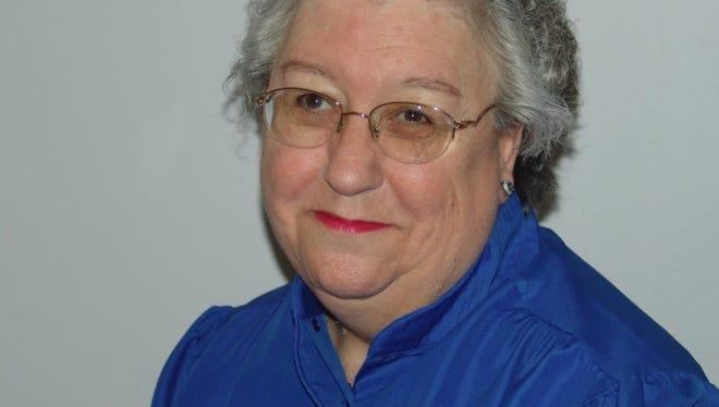 Kay Meyerhoeffer Thompson, 63, of Staunton