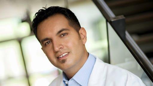 Dr. Farshad Fani Marvasti