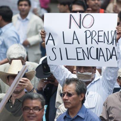 Dan otro golpe a la libertad de expresión en México.
