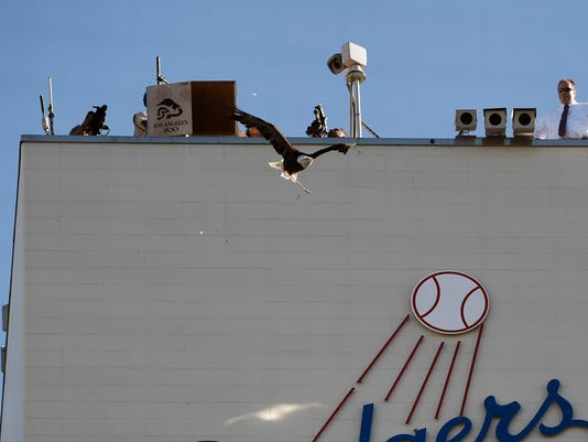 USP MLB: BALTIMORE ORIOLES AT LOS ANGELES DODGERS S BBO USA CA
