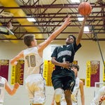 Photos: Harrisburg defeats Shippensburg in the playoff 76-35