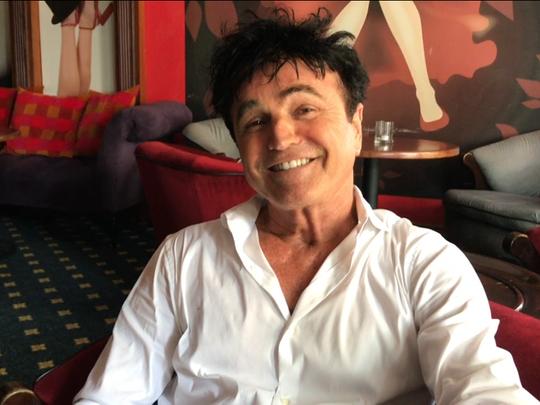 Djon Pepaj is owner of Djon's Steak & Lobster House in Melbourne Beach.