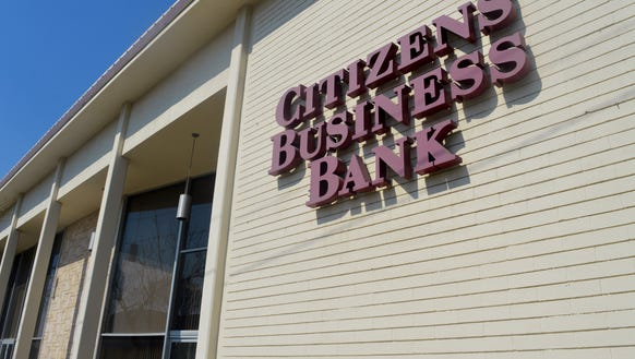 Citizens Business Bank and Valley Business Bank merge